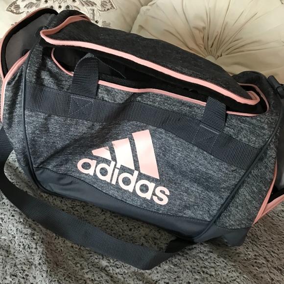 adidas Handbags - Adidas Defender II Duffel Bag 790fa33d878b8